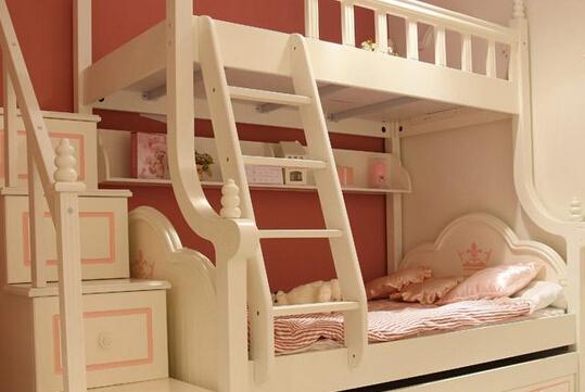 实木子母床选择