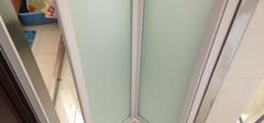 卫生间折叠门有哪些特点?