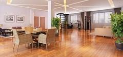 木地板选购,专为老人家选购的地板