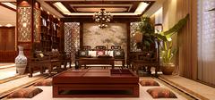 中式风格装修,古韵缭绕!