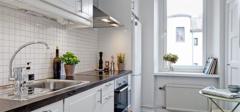 小厨房装修要点有哪些?小户型如何巧妙收纳空间?