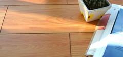 强化木地板的保养措施