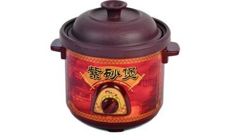 紫砂电炖锅