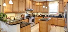 厨房装修选材需要注意什么?