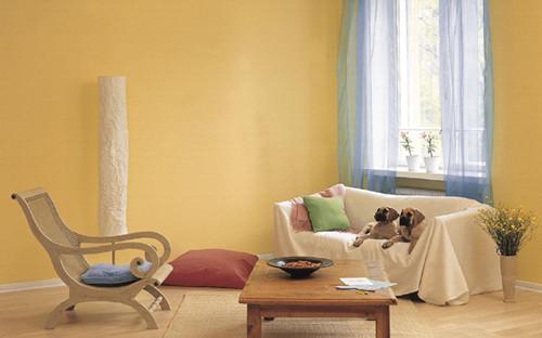 墙漆颜色的搭配