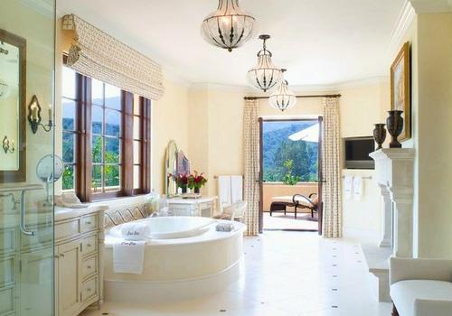 浴室门效果图