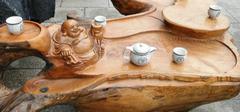 保养根雕茶几的方法有哪些?