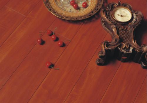 强化木地板效果图