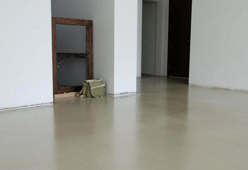 自流平地板