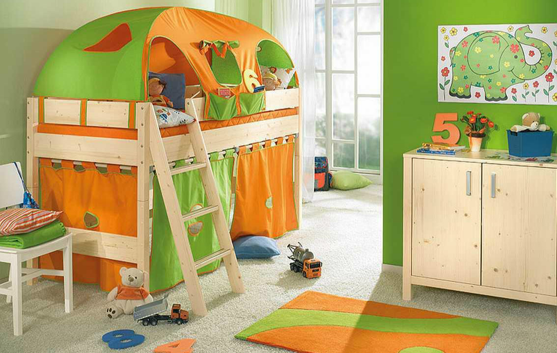 儿童房家具