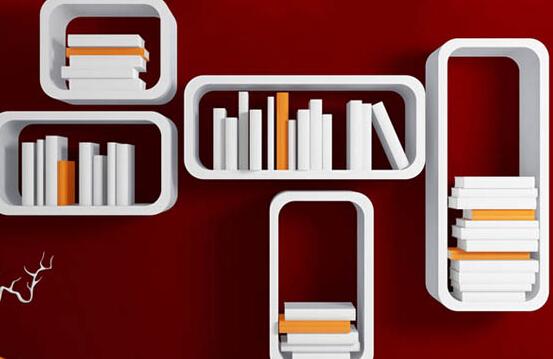创意书柜设计