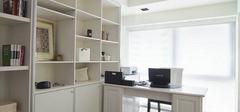 书房装修灯光布置,高效学习!