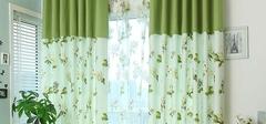各种窗帘布的优缺点有哪些?