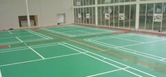 运动地板的性能,运动地板基准法施工