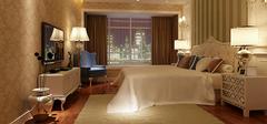 卧室装修有哪些色调原则?