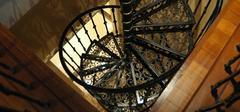 如何保养铁艺楼梯扶手?