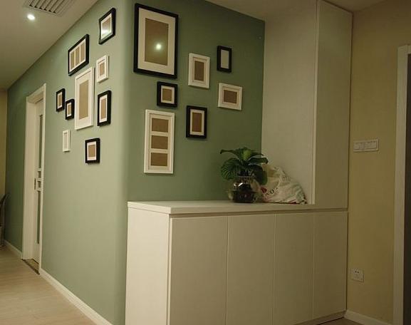 墙面装饰效果图