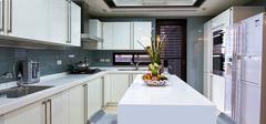 新古典厨房装修效果图,完美厨房!