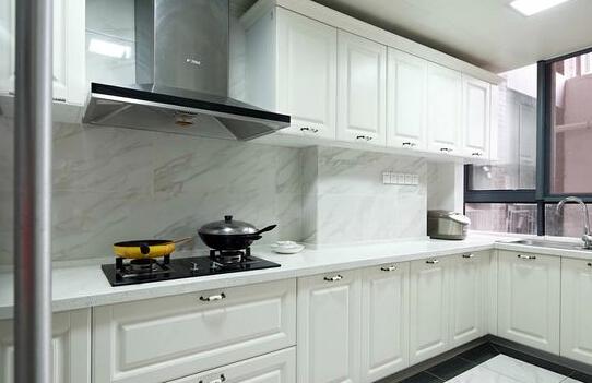 新古典厨房装修效果图