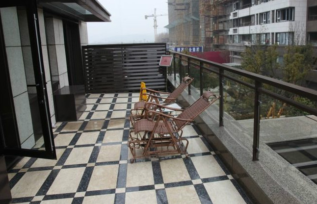 阳台防水重点区域