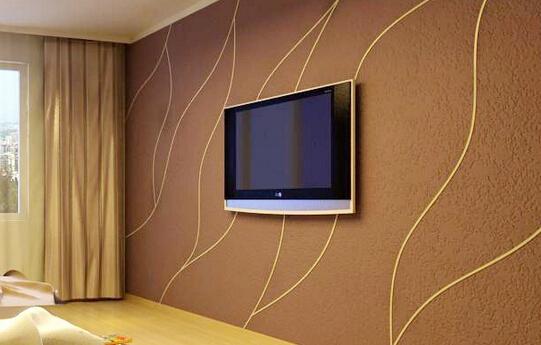 硅藻泥艺术墙