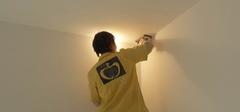 墙面油漆施工,油漆施工流程介绍!