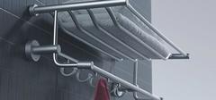 卫浴五金挂件是如何安装的?