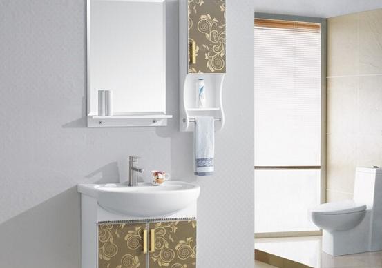 白水泉浴室柜