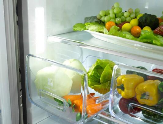 冰箱除异味