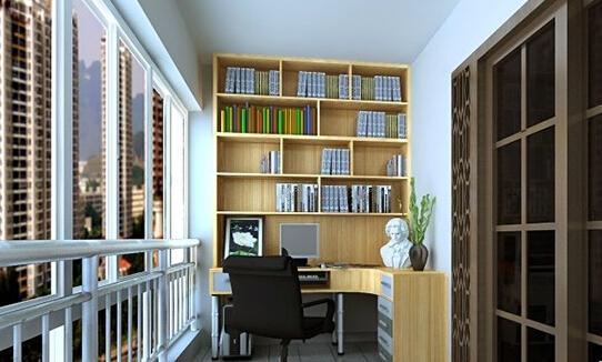 书房装修之细节处理