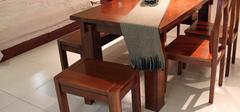 选购红木餐桌时应该注意什么?