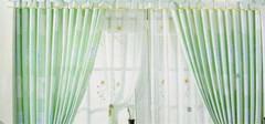 遮光窗帘的品牌以及清洁方法