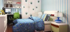 儿童房装修安全至上 如何布置儿童房?
