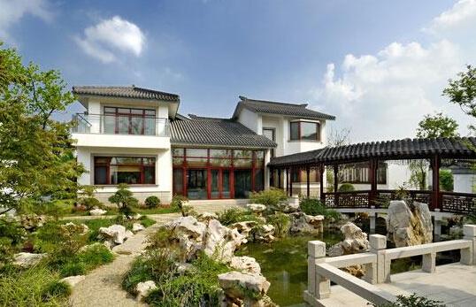 别墅庭院设计说明