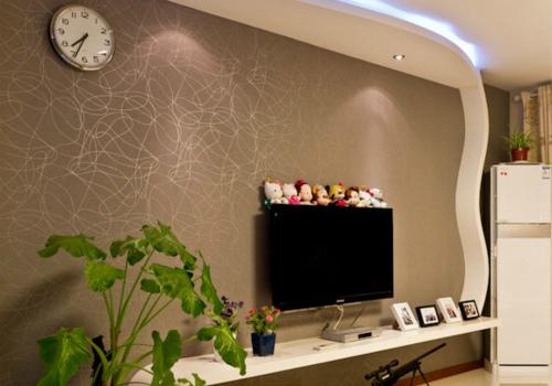 家居3d壁纸效果图