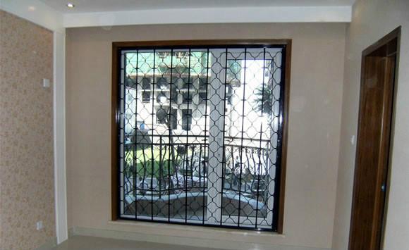 新型防盗窗