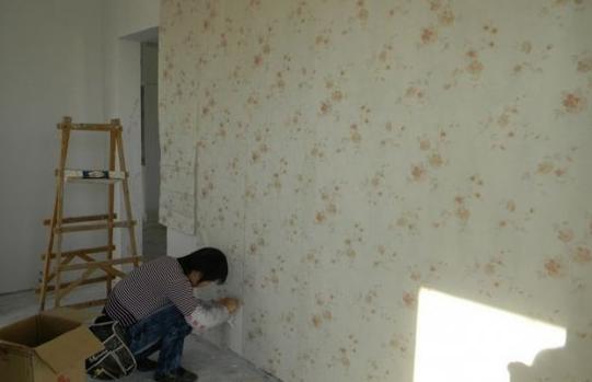 装修墙面处理