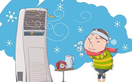 空调不制冷的原因