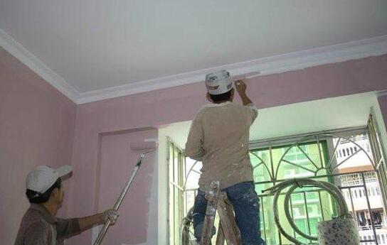油漆 >乳胶漆施工工艺,打造完美墙面!