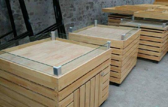 木制货架量身定制
