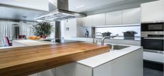 开放式厨房隔断该如何设置