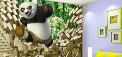 儿童房壁纸选购,环保材质放心!