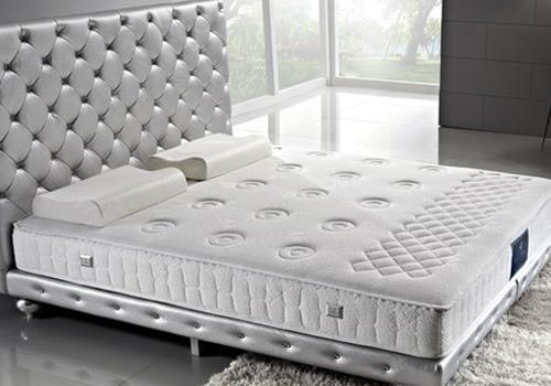 单人床垫效果图