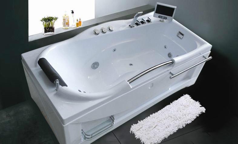 浴缸展示图