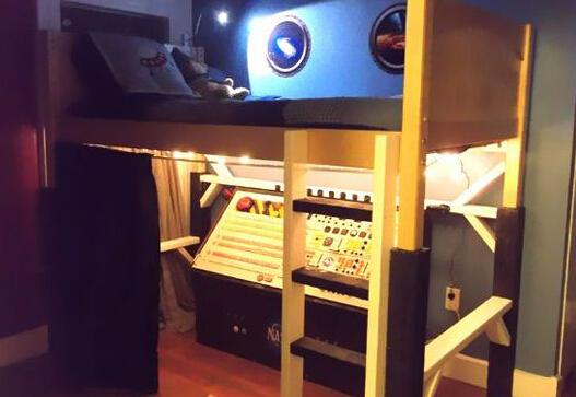 儿童衣柜创意设计