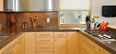 保养不锈钢橱柜台面的秘方有哪些?