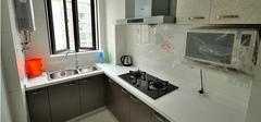 这样设计小厨房,还怕显小吗?