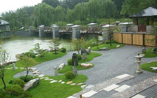 庭院景观设计风格
