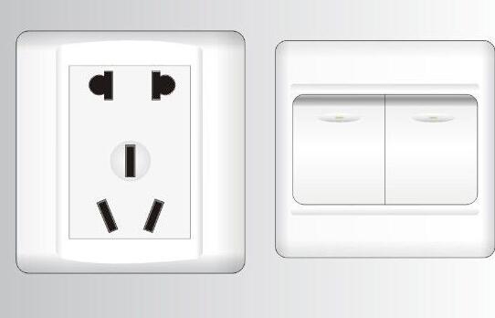 安装墙壁开关插座
