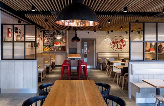 餐厅设计风格